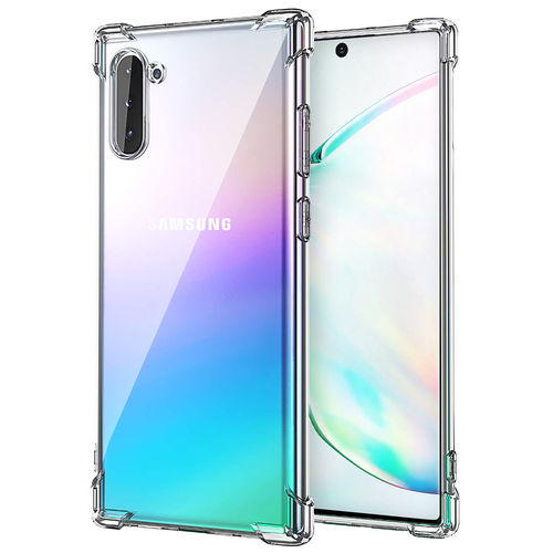 Flexi Shock Air Cushion Case for Samsung Galaxy Note 10 - Clear